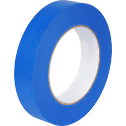 Ultra Tape Professional UV Resistant 14 Day Masking Tape 25mm x 50m - 30227 - from Toolstation