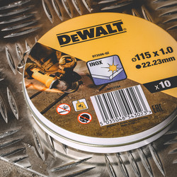 DeWalt Thin Metal Cutting Discs