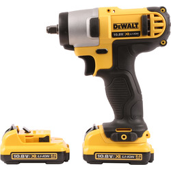 DeWalt DeWalt DCF813D2-GB 10.8V Impact Wrench 2 x 2.0Ah - 30259 - from Toolstation