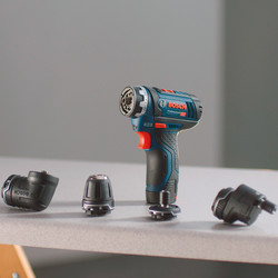 Bosch 12V Professional Drill Driver and Professional Accessories