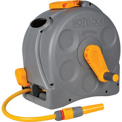 Hozelock Hozelock Enclosed Reel with 25m Hose  - 30464 - from Toolstation