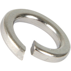 Stainless Steel Spring Washer M6 - 30475 - from Toolstation