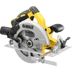 DeWalt DeWalt DCS570N-XJ 18V XR Brushless 184mm Circular Saw Body Only - 30555 - from Toolstation