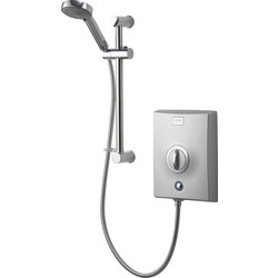 Aqualisa Aqualisa Quartz Electric Shower 10.5kW - 30565 - from Toolstation