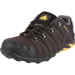 Amblers Safety Amblers FS23 Water Resistant Softshell Trainer Size 8 - 30571 - from Toolstation