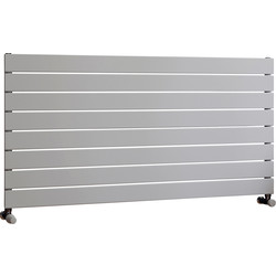 Ximax Ximax Oxford Single Horizontal Designer Radiator 595 x 1200mm 2614Btu White - 30599 - from Toolstation