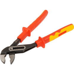Draper Expert Draper Expert VDE Water Pump Pliers 250mm - 30721 - from Toolstation