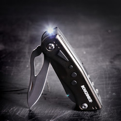 Roughneck Multi Tool with LED Light