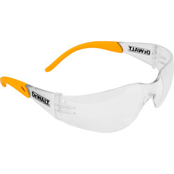 DeWalt DeWalt Protector Safety Glasses Clear - 30741 - from Toolstation