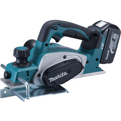 Makita Makita 18V LXT 82mm Planer 2 x 5.0Ah - 30778 - from Toolstation