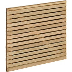 Forest Forest Garden Double Slatted Gate 90cm x 90cm - 30783 - from Toolstation