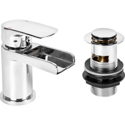 Highlife Alford Mini Basin Mono Mixer Tap  - 30787 - from Toolstation