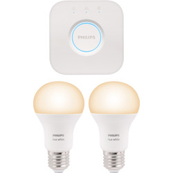 Philips Hue Philips Hue White Starter Kit E27/ES - 30892 - from Toolstation