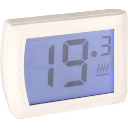 Grasslin Digital Touch Room Thermostat Volt Free - 30946 - from Toolstation