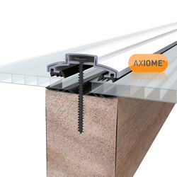 Axiome 6mm Polycarbonate Clear Twinwall Sheet