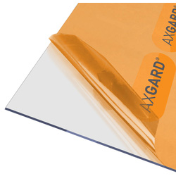 Axgard Axgard 3mm Polycarbonate Clear Impact Resisting Glazing Sheet 1000 x 3050mm - 31049 - from Toolstation