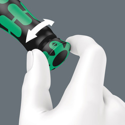 Wera Click Adjustable Torque Wrench