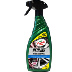 Turtle Wax Turtle Wax Redline Wheel Cleaner 750ml - 31132 - from Toolstation