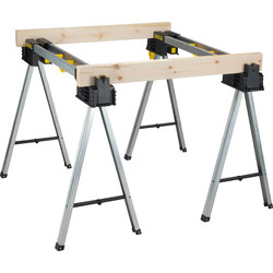 Stanley FatMax Stanley FatMax Sawhorse Twin Pack - 31154 - from Toolstation