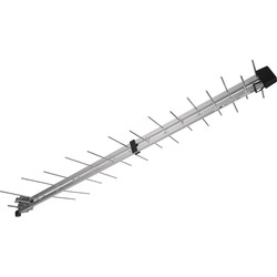 Compact Log Periodic TV Aerial 28 Element - 31278 - from Toolstation