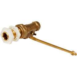 "Float Valve Part 1 1/2"" Low Pressure - 31280 - from Toolstation"