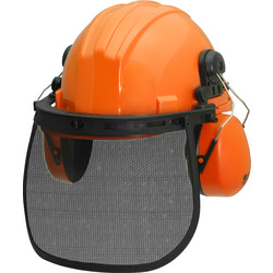 Forestry & Machinery Helmet  - 31333 - from Toolstation