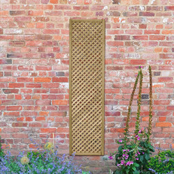 Forest Forest Garden Wisley Lattice 180cm x 45cm - 31347 - from Toolstation