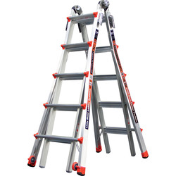 Little Giant Little Giant Revolution Multi-Purpose Ladder 5 Rung - 31349 - from Toolstation