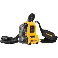 DeWalt DeWalt DWH161N 18V XR Universal Dust Extractor Body Only - 31418 - from Toolstation
