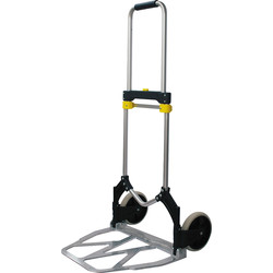 Barton Lightweight Folding Hand Truck 100kg - 31466 - from Toolstation