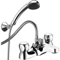 Contract Taps Bath Shower Mixer - 31467 - from Toolstation