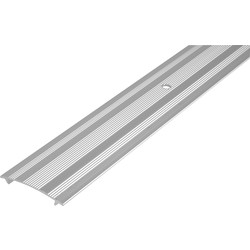 hOme Carpet Cover Strip Silver - 31508 - from Toolstation