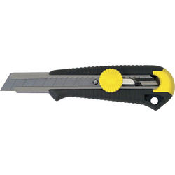 Stanley Stanley Dynagrip Snap-Off Knife 18mm - 31624 - from Toolstation