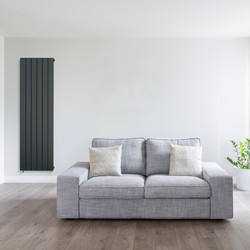 Tesni Eve Single Panel Vertical Designer Radiator