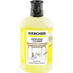 Karcher Karcher Universal Cleaner Detergent 1L - 31668 - from Toolstation