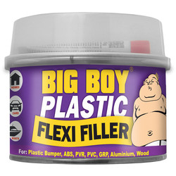 Big Boy Big Boy Flexible Filler 250ml - 31685 - from Toolstation