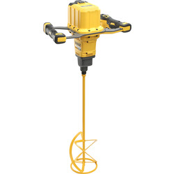 DeWalt DeWalt 54V Li-Ion XR FlexVolt Paddle Mixer Body Only - 31776 - from Toolstation