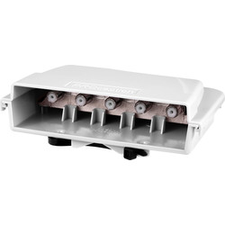 Dual Mode Sky/Freeview Amplifier & Flexible Power 4 Way External Masthead