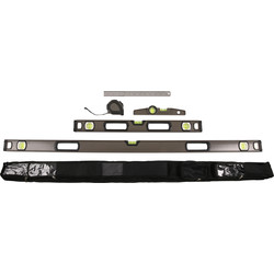 Spirit Level Set 5 Piece - 31897 - from Toolstation