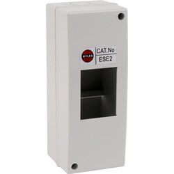 Wylex Wylex 2 Module Enclosure Insulated - 31929 - from Toolstation