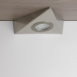 Sensio LED Low Voltage Triangle Under Cabinet Light 24V