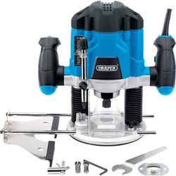 Draper Draper 20507 1200W Variable Speed Router 240V - 32010 - from Toolstation