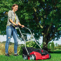 Einhell Power X-Change 2 x 18v (36V) Li-Ion Cordless Scarifier