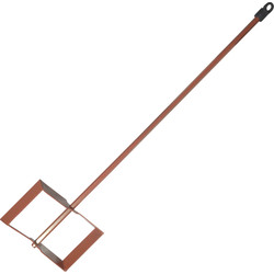 Thinset Mixing Paddle 160 x 600mm - 32052 - from Toolstation