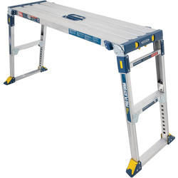 Werner Werner Adjustable Pro Platform 1150mm x 400mm - 32060 - from Toolstation