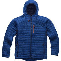 Scruffs Expedition Thermo Hooded Jacket X Large Blue
