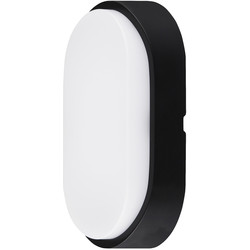 Luceco LUCECO ECO LED Oval Bulkhead IP54 10W 700lm - 32120 - from Toolstation