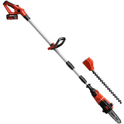 Einhell 18V Li-Ion GE HC Cordless Pruner/Hedge Trimmer Kit 1 x 3.0Ah