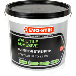 Evo-Stik Evo-Stik Extra Grab Tile Adhesive 10L - 32302 - from Toolstation