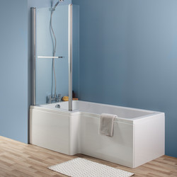 Ideal Standard Square Shower Bath Pack